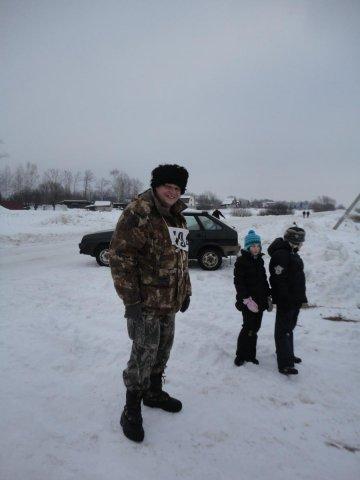 Охотничий биатлон 2013 Воскресенское ООиР