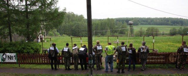 Майские стрельбы в Коротыгино.