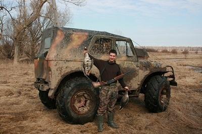 Гусиная  Охота  2010