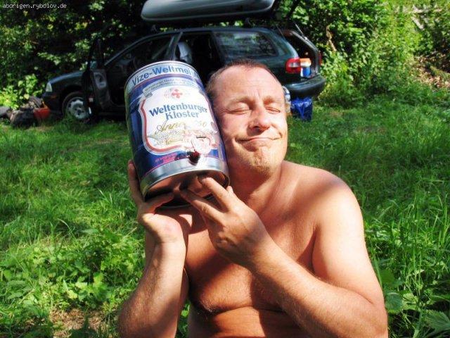 Почему пиво вредно для мужчин?