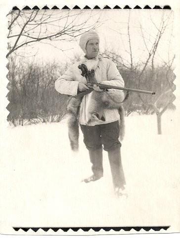 Мой дед