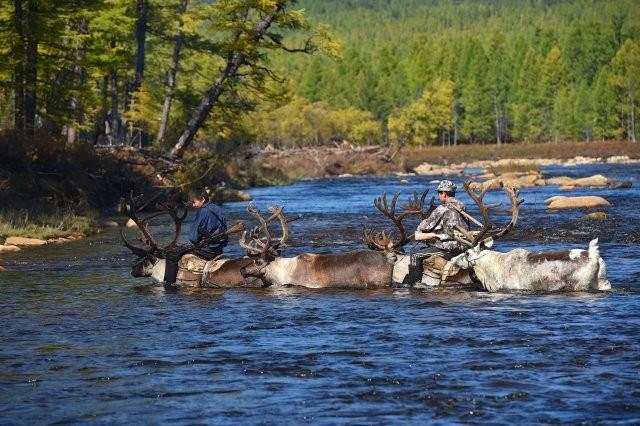 Южная Якутия, фото из архива Коковина Ю.Н.