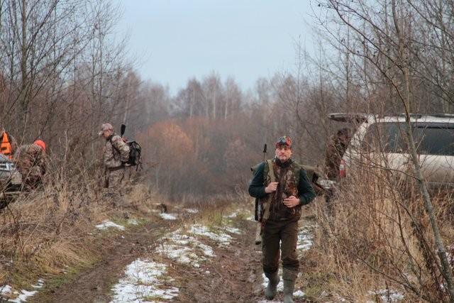 Форумная охота 18-19.11.17