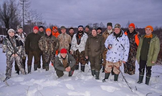 Охота 02-12-2017