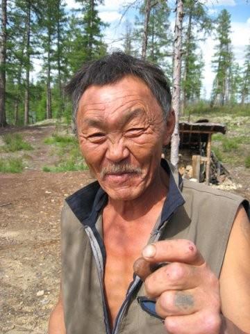 Охотник Сергей