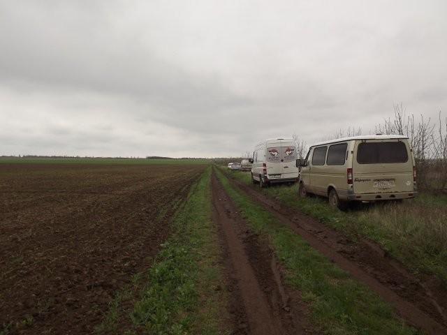 Дерби континенталов 16.04.2019 Крым Оленевка