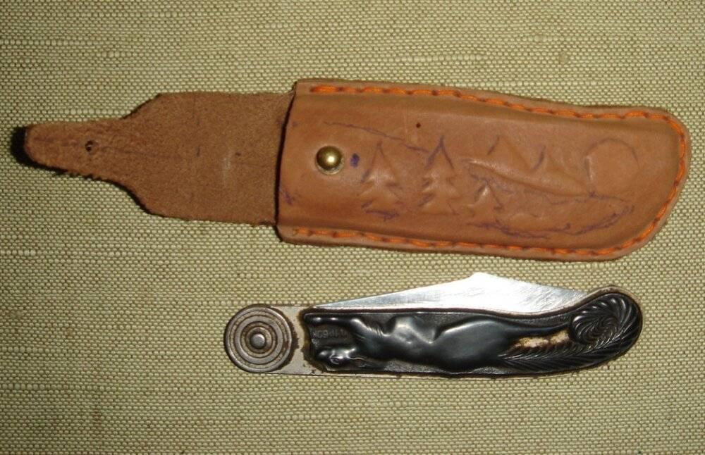 Ножны на складной нож 2.JPG